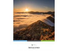 Kalendarz TPN 2022 - Światło w Tatrach