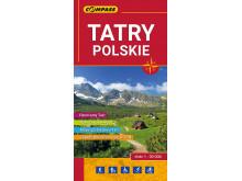 Mapa Tatry Polskie - Compass