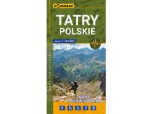 Mapa Tatry Polskie syntetyczna - Compass