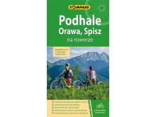 Przewodnik Podhale, Tatry, Orawa, Spisz na rowerze - Compass
