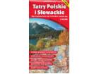 Mapa Tatry Polskie i Słowackie wodoodporna - Gauss