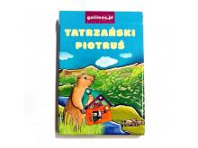 Karty Piotruś tatrzański