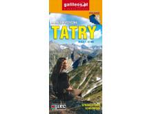 Mapa Tatry 1:22500
