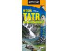 Mapa Wokół Tatr