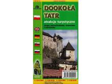 Mapa Dookoła Tatr - Sygnatura