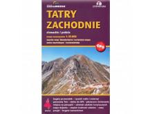 Mapa Tatry Zachodnie - Sygnatura