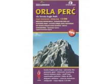 Mapa Orla Perć - Sygnatura