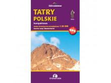 Mapa Tatry Polskie kompaktowe - Sygnatura