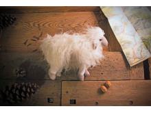 """Pluszowa """"Szalona owca"""""""