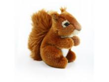 Pluszowa wiewiórka