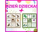 Zestaw gier MEMO Rośliny Tatr + Zwierzęta Tatr