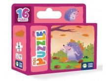 Mini Puzzle Jeżyk