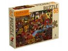 Puzzle Jesień w lesie 88