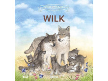 Dzikie zwierzęta w naturze - Wilk