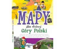 Góry Polski. Mapy dla dzieci