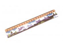 Linijka drewniana TPN 20 cm